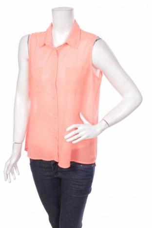 Дамска риза Blind Date, Размер M, Цвят Розов, Полиестер, Цена 4,00лв.