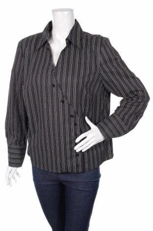 Γυναικείο πουκάμισο Laura Stein, Μέγεθος L, Χρώμα Μαύρο, Τιμή 16,08€