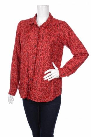 Γυναικείο πουκάμισο Maison Scotch, Μέγεθος M, Χρώμα Κόκκινο, Τιμή 27,84€