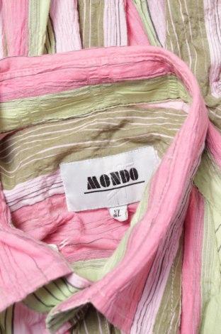 Γυναικείο πουκάμισο Mondo, Μέγεθος XL, Χρώμα Πράσινο, 50% βαμβάκι, 50% πολυεστέρας, Τιμή 15,98€