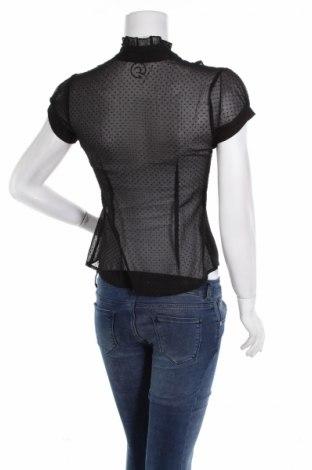 Γυναικείο πουκάμισο Solar, Μέγεθος XS, Χρώμα Μαύρο, Τιμή 10,82€