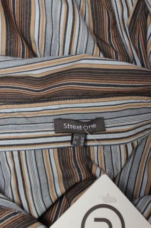 Γυναικείο πουκάμισο Street One, Μέγεθος S, Χρώμα Πολύχρωμο, 65% βαμβάκι, 32% πολυαμίδη, 3% ελαστάνη, Τιμή 15,46€
