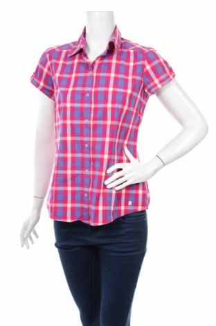 Γυναικείο πουκάμισο Tom Tailor, Μέγεθος S, Χρώμα Πολύχρωμο, 97% βαμβάκι, 3% ελαστάνη, Τιμή 13,40€