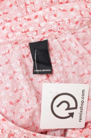 Γυναικείο πουκάμισο Vero Moda, Μέγεθος M, Χρώμα Κόκκινο, Τιμή 12,49€