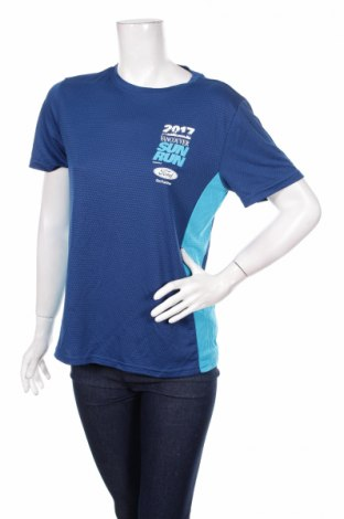 Dámske tričko Alanic, Veľkosť S, Farba Modrá, Polyester, Cena  11,34€