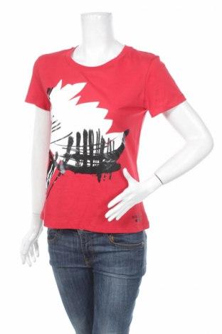 Damski T-shirt Moschino