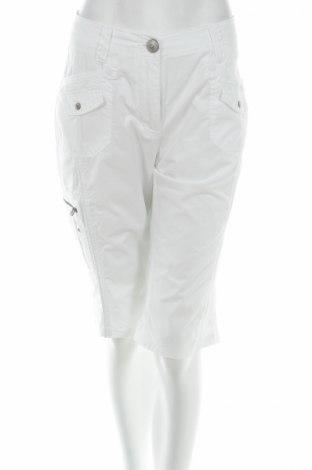 Дамски панталон Cecil, Размер M, Цвят Бял, 100% памук, Цена 6,00лв.