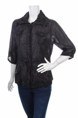 Γυναικείο πουκάμισο, Μέγεθος M, Χρώμα Μαύρο, Τιμή 27,32€