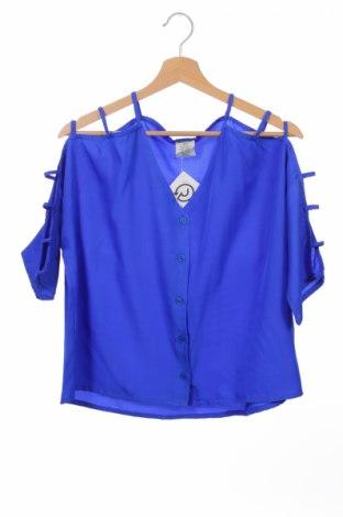 Детска риза Blue Plate