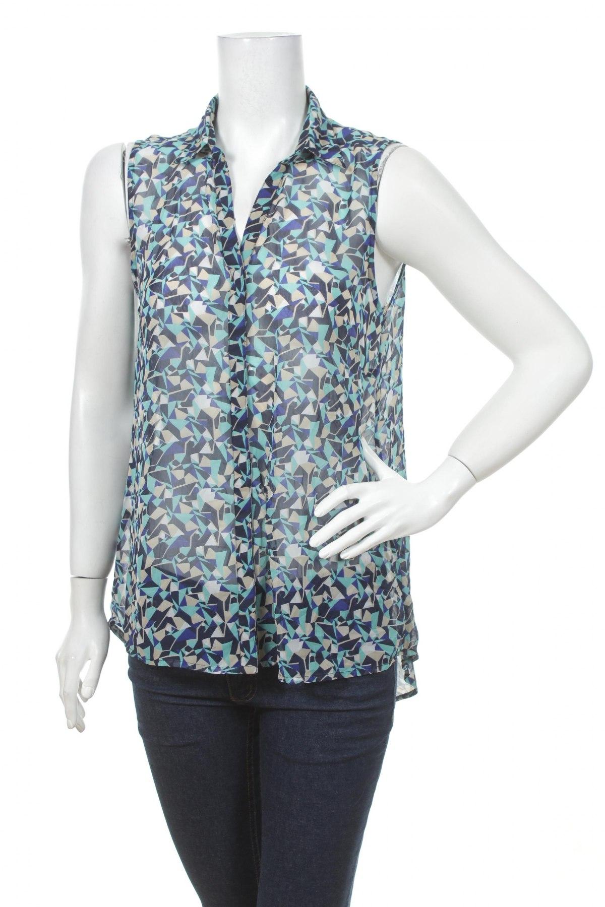 Γυναικείο πουκάμισο Designer S, Μέγεθος M, Χρώμα Πολύχρωμο, Πολυεστέρας, Τιμή 11,13€