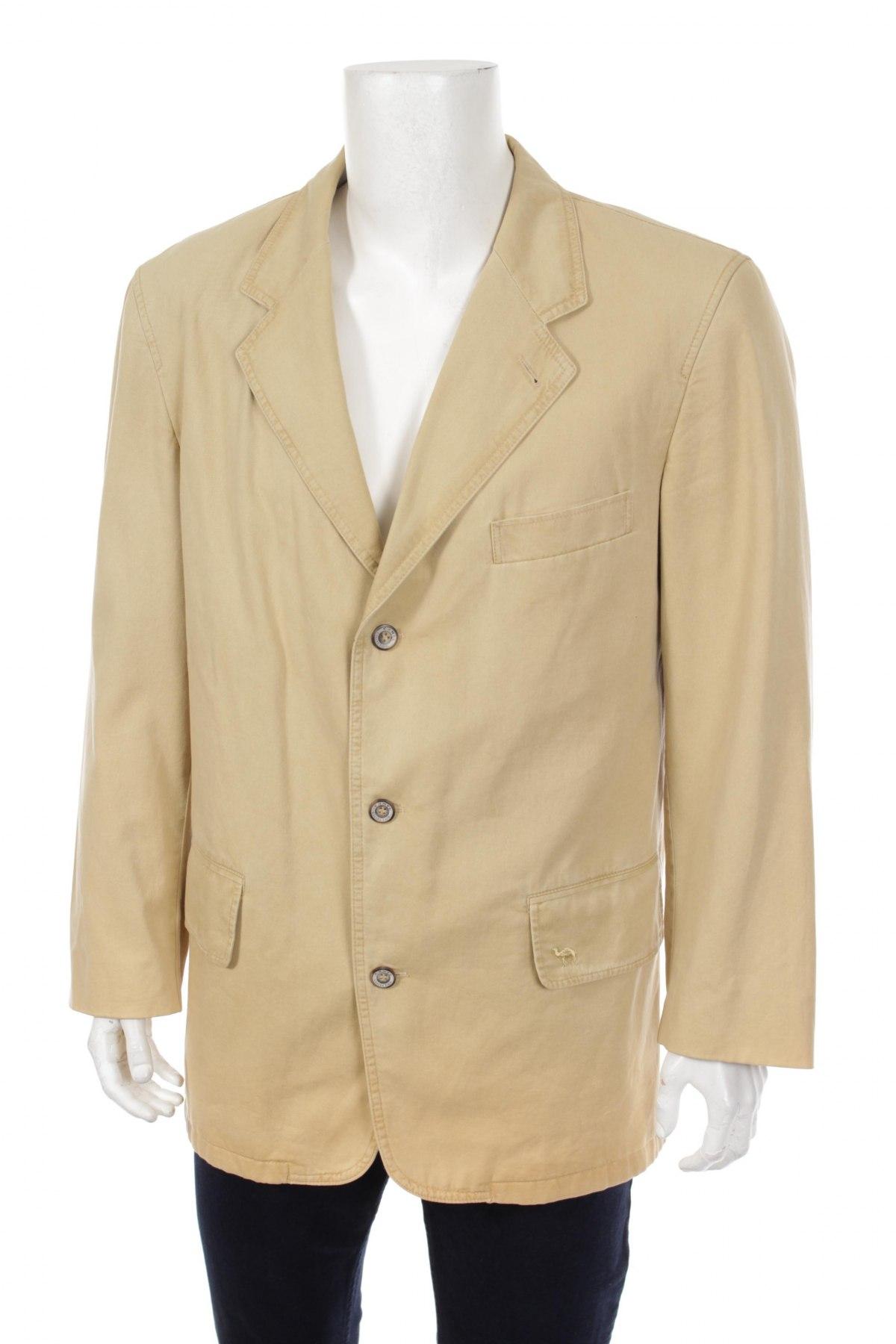 f546f586e870 Ανδρικό σακάκι Camel - σε συμφέρουσα τιμή στο Remix -  101546185