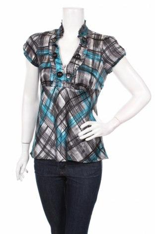 Γυναικεία μπλούζα Heart Soul, Μέγεθος M, Χρώμα Πολύχρωμο, Πολυεστέρας, Τιμή 3,34€