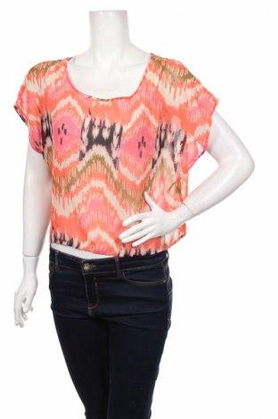 Дамска блуза Ambiance Apparel, Размер M, Цвят Многоцветен, 100% полиестер, Цена 3,80лв.