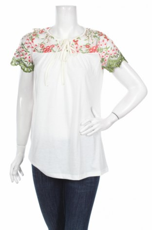 Dámska blúza B.You, Veľkosť M, Farba Biela, 95% polyester, 5% elastan, Cena  6,19€