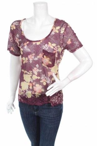 Дамска блуза Kimchi Blue, Размер L, Цвят Многоцветен, Полиамид, Цена 3,00лв.