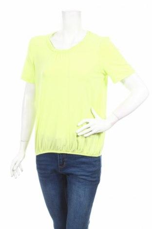 Дамска блуза Micha, Размер M, Цвят Зелен, 45% модал, 45% памук, 10% еластан, Цена 7,15лв.