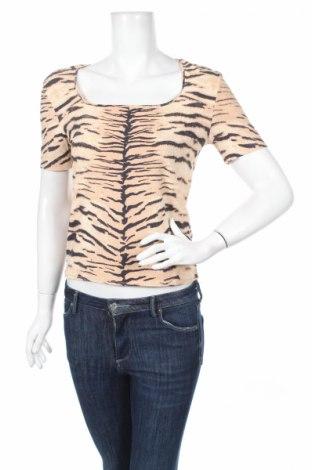 Γυναικεία μπλούζα Nice Connection, Μέγεθος M, Χρώμα  Μπέζ, Τιμή 5,57€