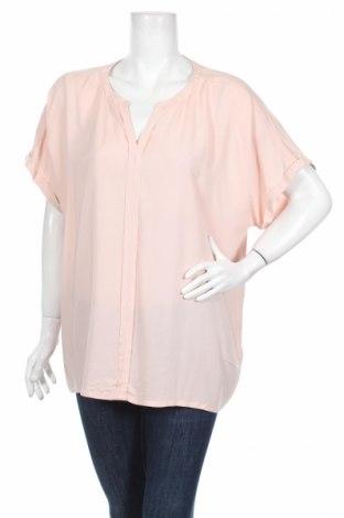 Дамска блуза Soya Concept, Размер XL, Цвят Розов, Вискоза, Цена 37,05лв.
