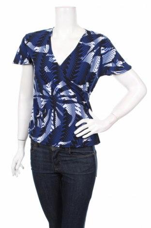 Γυναικεία μπλούζα Tahari, Μέγεθος M, Χρώμα Μπλέ, 95% πολυεστέρας, 5% ελαστάνη, Τιμή 4,64€