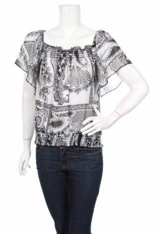 Γυναικεία μπλούζα Wrapper, Μέγεθος XS, Χρώμα Μαύρο, Πολυεστέρας, Τιμή 3,34€