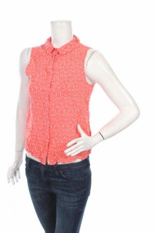 Дамска риза Jeanswest, Размер M, Цвят Розов, Вискоза, Цена 5,44лв.