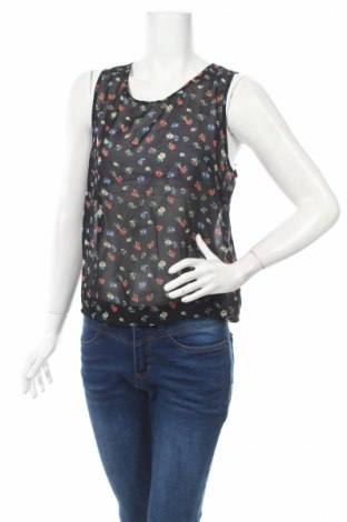 Γυναικείο αμάνικο μπλουζάκι New Look, Μέγεθος L, Χρώμα Πολύχρωμο, 100% πολυεστέρας, Τιμή 3,85€