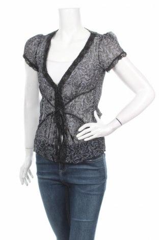 Γυναικείο πουκάμισο River Island, Μέγεθος M, Χρώμα Γκρί, Τιμή 3,57€
