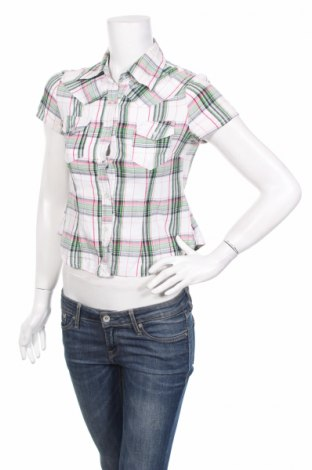Γυναικείο πουκάμισο Sweet Miss, Μέγεθος S, Χρώμα Πολύχρωμο, Βαμβάκι, Τιμή 3,74€