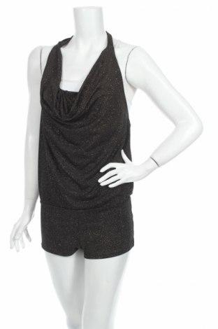 Дамски гащеризон Ann Summers, Размер S, Цвят Черен, 95% полиестер, 5% еластан, Цена 9,10лв.
