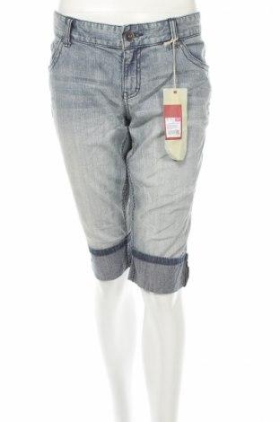 Dámske kraťasy  Mossimo Supply Co., Veľkosť XL, Farba Modrá, 99% bavlna, 1% elastan, Cena  6,89€