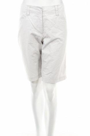 Дамски къс панталон North Bend, Размер XXL, Цвят Сив, Памук, Цена 17,25лв.