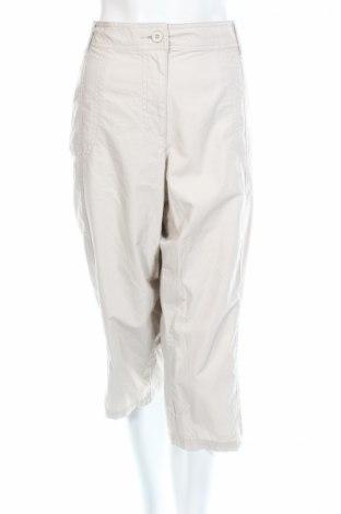 Дамски панталон Gina Laura, Размер XXL, Цвят Сив, 100% памук, Цена 6,00лв.