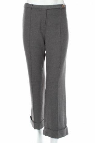 Дамски панталон Loft By Ann Taylor, Размер XS, Цвят Сив, 49% полиестер, 49% вискоза, 2% еластан, Цена 12,80лв.