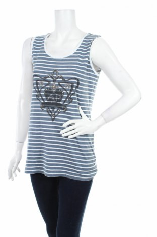 Γυναικείο αμάνικο μπλουζάκι Apanage