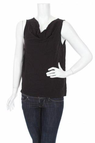 Γυναικείο αμάνικο μπλουζάκι Christopher & Banks, Μέγεθος S, Χρώμα Μαύρο, Βισκόζη, Τιμή 2,97€