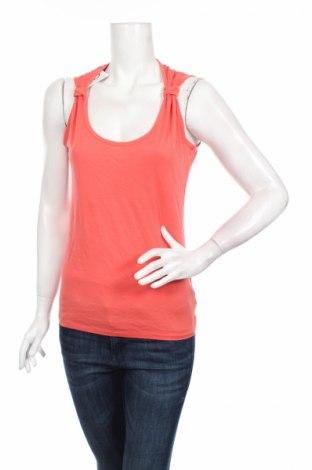 Γυναικείο αμάνικο μπλουζάκι Club Monaco, Μέγεθος S, Χρώμα Ρόζ , Βαμβάκι, Τιμή 4,49€