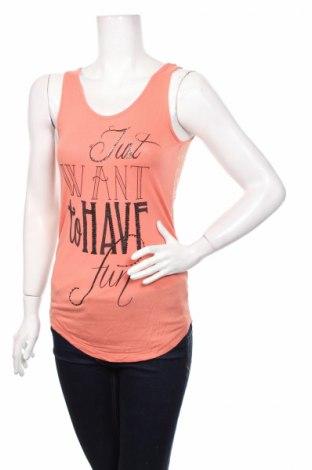 Дамски потник Fresh Made, Размер S, Цвят Оранжев, Цена 4,56лв.