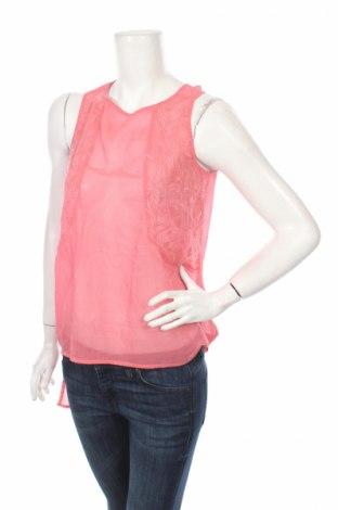 Γυναικείο αμάνικο μπλουζάκι Lush, Μέγεθος S, Χρώμα Ρόζ , Πολυεστέρας, Τιμή 1,59€