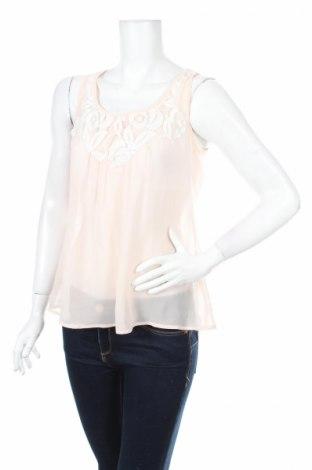 Γυναικείο αμάνικο μπλουζάκι Miso, Μέγεθος M, Χρώμα Ρόζ , Τιμή 2,84€