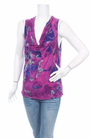 Γυναικείο αμάνικο μπλουζάκι Mossimo, Μέγεθος L, Χρώμα Πολύχρωμο, Βισκόζη, Τιμή 2,48€