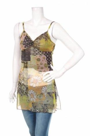 Γυναικείο αμάνικο μπλουζάκι Patrice Breal, Μέγεθος S, Χρώμα Πολύχρωμο, Τιμή 3,34€