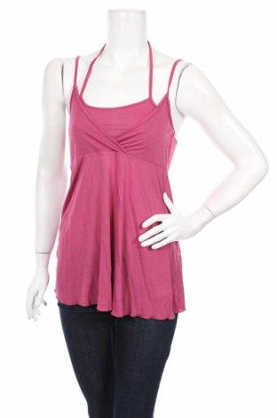 Γυναικείο αμάνικο μπλουζάκι R, Μέγεθος XS, Χρώμα Ρόζ , Βισκόζη, Τιμή 2,94€