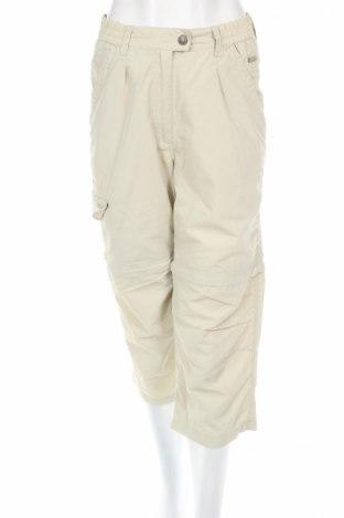 Дамски спортен панталон TCM, Размер XS, Цвят Бежов, 100% полиамид, Цена 6,21лв.