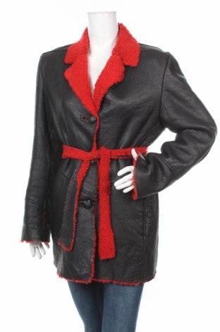 Δερμάτινο γυναικείο παλτό