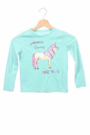 Детска блуза Review, Размер 5-6y/ 116-122 см, Цвят Зелен, Цена 20,80лв.