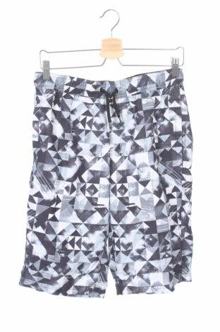 Детски къс панталон Here+There, Размер 15-18y/ 170-176 см, Цвят Многоцветен, Полиестер, Цена 17,25лв.