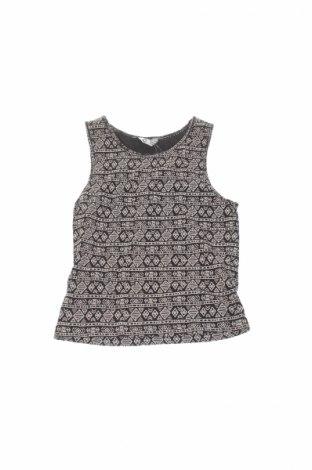 Детски потник Cubus, Размер 12-13y/ 158-164 см, Цвят Черен, 96% памук, 4% еластан, Цена 3,96лв.