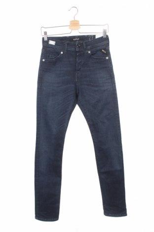Мъжки дънки Replay, Размер XS, Цвят Син, 85% памук, 10% полиестер, 5% еластан, Цена 128,05лв.
