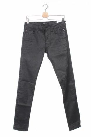 Мъжки дънки Replay, Размер S, Цвят Черен, 90% памук, 6% полиестер, 4% еластан, Цена 128,05лв.