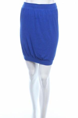 Φούστα Be You, Μέγεθος S, Χρώμα Μπλέ, 95% βισκόζη, 5% ελαστάνη, Τιμή 5,41€